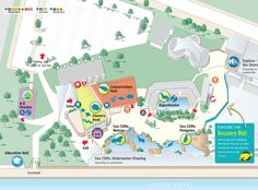 Map Bronx Zoo Places To Visit With The Kids
