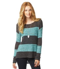 Rugby Stripe Sweater from Aeropostale