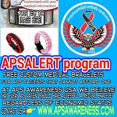 offical antiphospholipid syndrome awareness logo