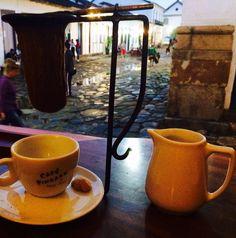 Paraty: Café Pingado