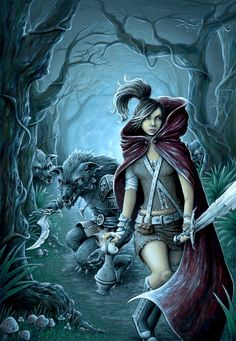 The 173 Best Red Riding Hood Images On Pinterest Red Riding Hood Little Red And Cooker Hoods