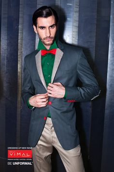 One look is all that takes to impress. Category-Fashion cottons 13024 – 2 (Blazer) 88104 – 3 (fashion khakis Trouser)