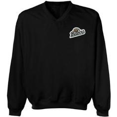 NCAA Bemidji State Beavers Logo Applique Microfiber Windshirt - Black $49.95