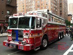 FDNY - Rescue 1 #Fire #Rescue #Setcom