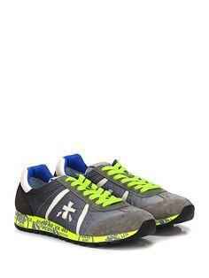 ce160c509e6d PREMIATA - Sneakers - Uomo - Sneaker in tessuto tecnico