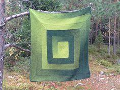 Ravelry: punanen's Ten Stitch Blanket