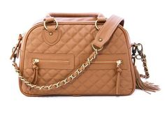 I want this baby! <3   pilgerbags: theit bossie brown