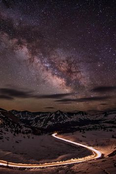 noizzex: Cottonwood Pass and the Milky Way | Lars Leber