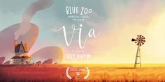 """""""VIA"""" Is a Beautiful Animated Short About the Journey Through Life"""