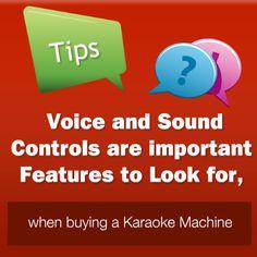 Karaoke Machine Buying Tips