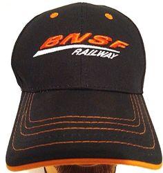 HATS CAPS · BNSF Railway UPS 2015 Peak Season Adjustable Black Orange embroidered  Cap Hat Bnsf Railway 32b5048c0037