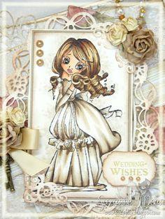 Little Darlings Design Team Inspirations: Rebecca by Suzanne J. Dean