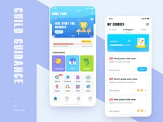 child designed by FantasyU for BestDream. Connect with them on Dribbble; the global community for designers and creative professionals. Web Design, App Ui Design, Interface Design, Design Trends, Graphic Design, Ui Design Mobile, Child Guidance, Education Icon, Education Galaxy