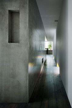 Interior detail of a residential house in the Shiga Prefecture, Japan by FORM/Kouichi Kimura Architects