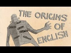 """Neat New TED-ED Animated Video & Lesson: """"Where did English come from?"""" 