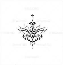 Znalezione obrazy dla zapytania lotus mandala tattoo