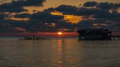 Durres, Albania by Dominique Toussaint on Albania, Relax, Celestial, Landscape, History, City, Sunsets, Places, Nature