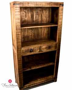 Mango bookshelf