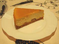 Tento cheesecake je jedna z najlepších vecí aké som kedy jedla.   Takto vyzeral na Internete:  Môj výsledok:          Tento cheesecake je i...