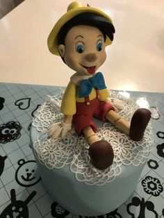 Here is my Disney Pinocchio tutorial https://youtu.be/wIgCp7OuwWg