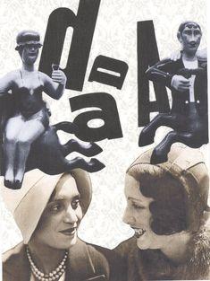 Hanna Hoch; collage;