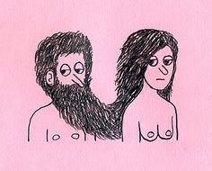 FFFFOUND!   Weird Beard on Flickr - Photo Sharing! – Things We Find