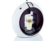 Artful Single-Serving European Krups Dolce Gusto Looks Like iPod Dock #kitchen trendhunter.com