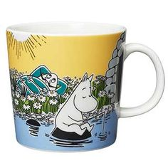 Moomin Mugs from Arabia – A Complete Overview Moomin Mugs, Coffee Cups, Tableware, Life, Pictures, Coffee Mugs, Dinnerware, Tablewares, Coffee Cup