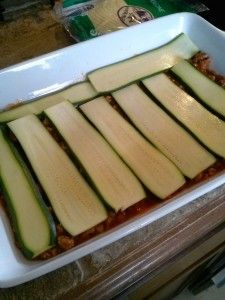 Zucchini Lasagna - Food Coach Me Weight Loss Surgery Recipes