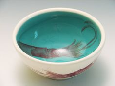 Giant Squid Bowl / Made to order pottery
