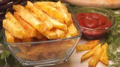 Картофель фри без масла, в духовке. Готовится быстро, просто и получается очень вкусно! Такую картошку фри можно подавать и детям, которые ее очень любят.