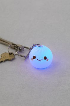 Shop Smoko Light-Up Dumpling Keychain at Urban Outfitters today. Cool Keychains, Cute Keychain, Keychain Ideas, Mini Things, Cool Things To Buy, Cool Stuff To Buy, Kawaii Room, Cute Room Decor, Color Changing Led