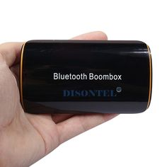 Best Deals $13.76, Buy Wireless Stereo Bluetooth 4.1 + EDR Receiver Music Box with Mic for Speaker
