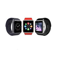 Bluetooth Phone Smart Watch Wrist Phone with NFC Cell Phone Watch Phone Mate For Android (Full functions) Samsung S3/S4/S5/S6/Note 2/Note 3/Note 4 HTC Sony LG and iPhone 5/5C/5S/6/6 Plus (Partial functions) -RED Tech http://www.amazon.com/dp/B00WOM2Q5E/ref=cm_sw_r_pi_dp_1S6Lvb1GFPJ4E