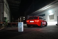 Eine kleine Fotoserie mit Traumautos. Hier mit einem Audi RS 4