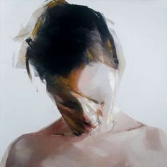 Simon Birch- A distinguishable style that maintains elements of portraiture without facial detail Abstract Portrait, Portrait Art, Portraits, Abstract Art, Art And Illustration, Simon Birch, Figure Painting, Painting & Drawing, Ap Art