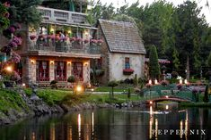 La Caille, an expensive and authentic French restaurant in Salt Lake.