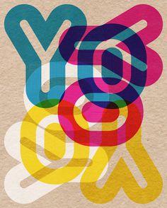 Dan Chamberlain. Yo - Boldover promotion poster.