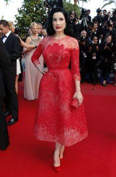 Esmóquines en Cannes