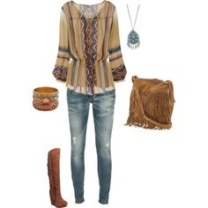 My first polyvore creation!
