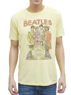 38.00  Limited Edition The Beatles tee