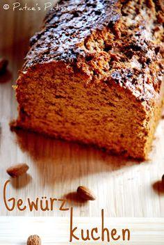 Patce's Patisserie: Gewürzkuchen, Honigkuchen, brauner Lebkuchen [und wie willst du es nennen?]