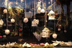 florists mother's day window display - Google Search