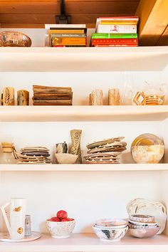 Sweet Stack - 15 Reasons Why Open Shelving Is Sticking Around - Photos
