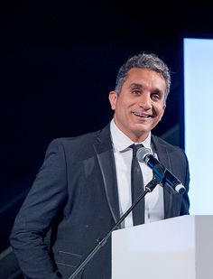 Bassem Youssef - Wikipedia is an Egyptian comedian, writer, producer, physician, media critic, and television host, who hosted Al-Bernameg (The Show), a satirical news program, from 2011 to 2014.
