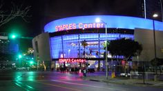 Catch a Lakers and Clippers game at the Staples Center