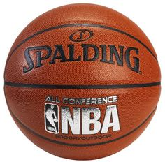 """Spalding 2016 All Conference Basketball (Official Size 29.5"""")"""