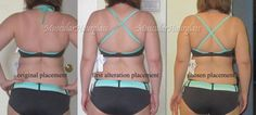 Tutorial: altering a full-bust bikini-top from halter to cross-back!   Muscles and Curves