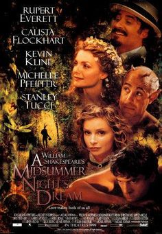 WILLIAM SHAKESPEARE´S A MIDSUMMER NIGHT´S DREAM // UK // Michael Hoffman 1999