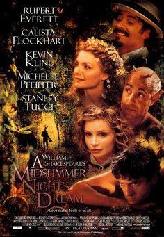 """""""Sueño de una noche de verano"""" (1999), dirigida por Michael Hoffman."""